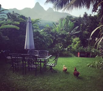 Country Cottage - Waimanalo - Hus