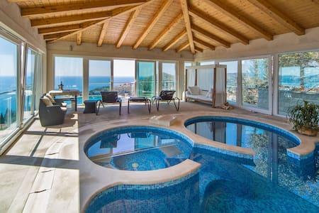 Residence Lantoni Dubrovnik with indoor pool - Mlini