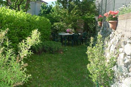 Appartamento in casa con giardino - Wohnung
