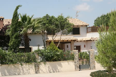 Villa with pool Costa Blanca - Orihuela - Talo