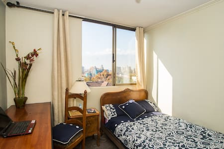 BETH ROOM WITH PRIVATE BATHROOM. - Santiago - Apartment