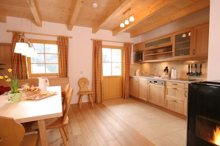 Luxurious lodge with privat sauna - Apartment