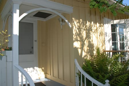 Downtown 1 Br. Historical Cottage - San Luis Obispo - House