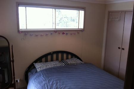 Master Bedroom with King Bed - Brookvale
