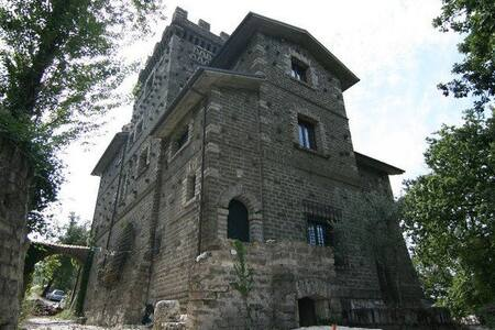 Room type: Entire home/apt Property type: Castle Accommodates: 14 Bedrooms: 6 Bathrooms: 8+