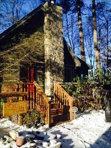 Cabin Life! The Healing Place - Boone - Cabaña
