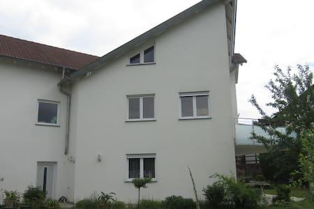 Komfortable Ferienwohnung - Appartamento