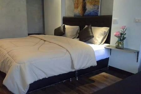 Room near Suvarnabhumi Airport. - Daire