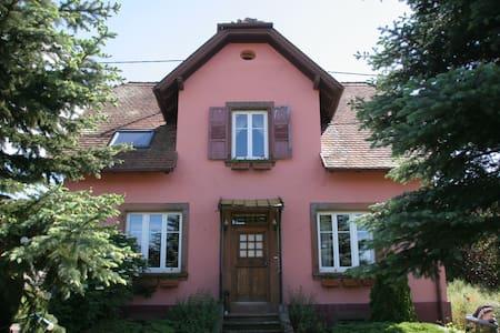 Das Rosehuss - Hattmatt - Rumah