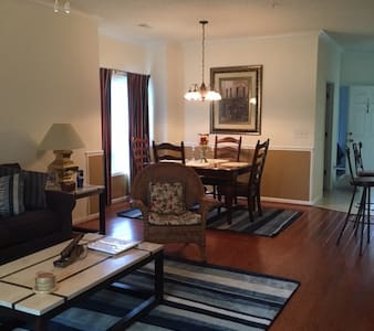 3-BR Golf and Beach Condo - Murrells Inlet - Apartamento