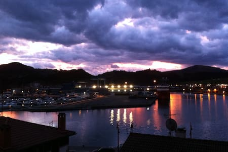 Zumaia. Old town. 5 min walk from the beach - Flat