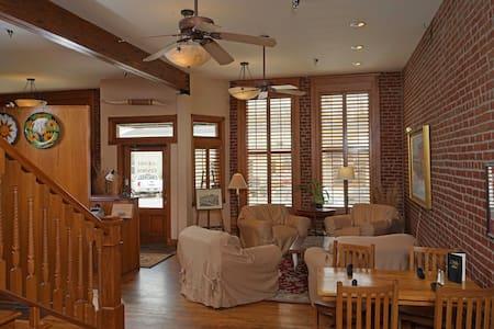 Historic Award Winning Country Inn - Bed & Breakfast