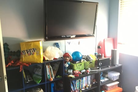 kid friendly private room with shared bathroom - 聖地亞哥