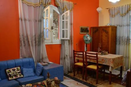 Ground-floor Nile flat with garden - Apartemen