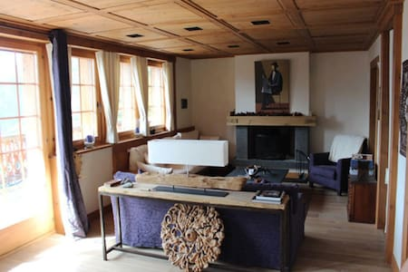 3 Bedroom Luxury Chalet