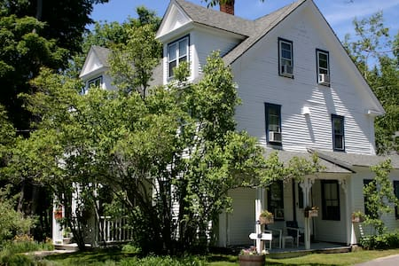 Maple Hill Farm B&B Rm#10 - New London - Bed & Breakfast