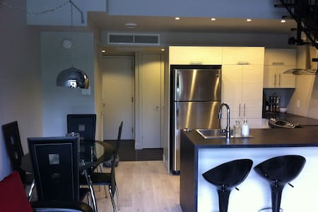 loft 3 1/2 sur deux étage - Loftlakás