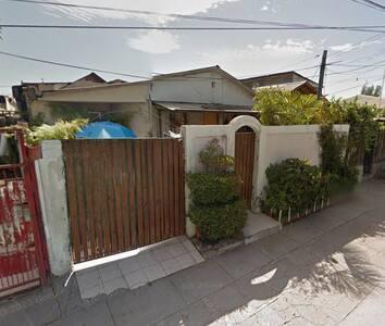 Habitación con baño Copa América - Huis
