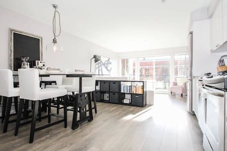 Luxury Downtown Victoria Condo - Victoria - Appartamento