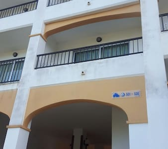 Apartamento,cerca de la playa y vistas mar piscina - Appartement