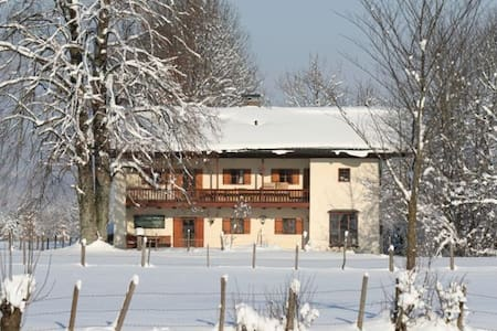 Haus Sonnleitn - Lenggries - House