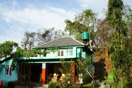Mayur Kaksh - Eco-friendly jungle hut - Kangra - Hut