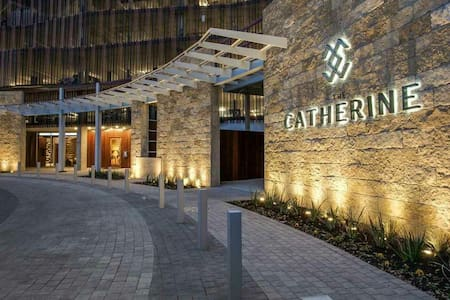 The Catherine luxury apartments