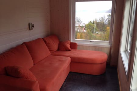 Single room in Beautiful Surroundings. - Tromsø - Dům