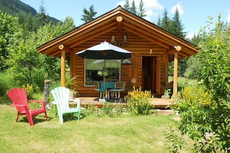 Bieris Paradise Log Cabin - Kisház