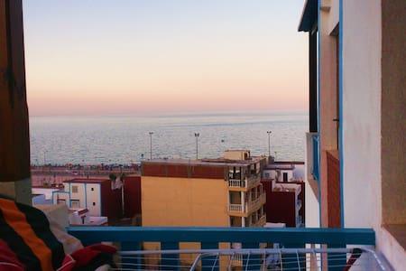 Appartement à Oued law avec jolie vue sur mer - Pis