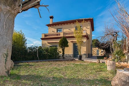YOUR VILLA IN BARCELONA - Sant Cugat del Vallès - House