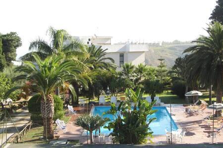 Residence con piscina - Appartamento - Drapia