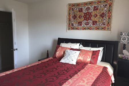 #Ganga# New Private Clean Bedroom - Hus