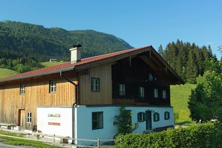 Ferienhaus Wiesbachgut, nahe der Stadt Salzburg - Ház