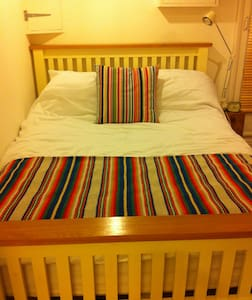 Cosy double room in pretty Hereford - Casa
