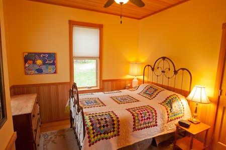 Thousand Island Park First Floor Room and Bath - Hus