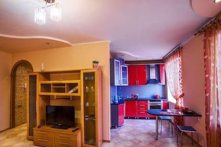 Посуточно 2-комнатная квартира в центре - Leilighet
