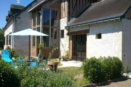 In the heart of Loire Valley - Noizay - House