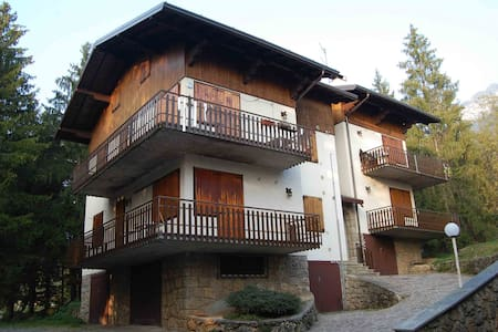 Holiday House A - Castione della Presolana - Apartment