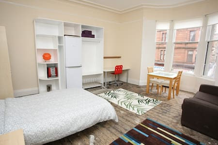 Beutifully spacious double room.