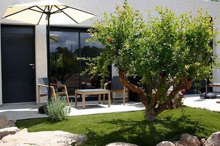 Studio standing dans résidence**** piscine - Sainte Lucie de Porto-Vecchio - Apartment
