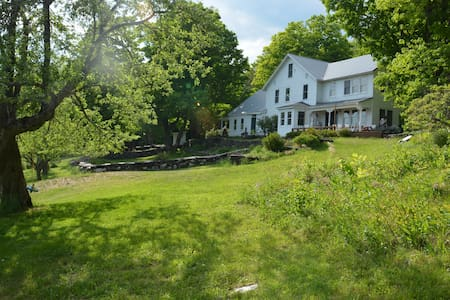 Beautiful Secluded Country House - Cummington