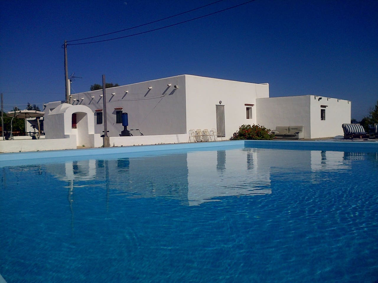 RoomE in Ibiza Country House w/pool