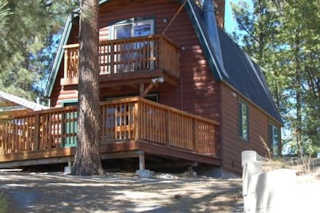 Mountain Views Near Biking, Golf, Zoo, & Lake - Big Bear Lake - Cottage