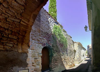 Suite de charme à Junas, Sud France
