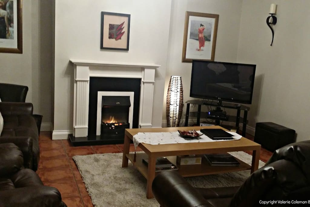Living Room Revamp 2015