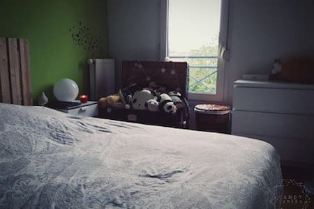 Chambre cosy - Wohnung
