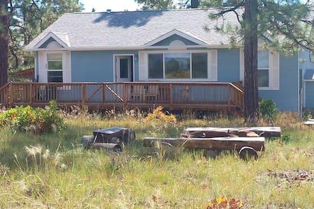 Blue Moose Cabin - Cabane