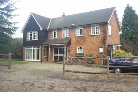 Ex b&b 5 bedroom farmhouse - House
