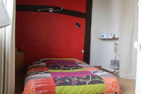 Charmant appartement typique rouennais - Rouen - Appartement